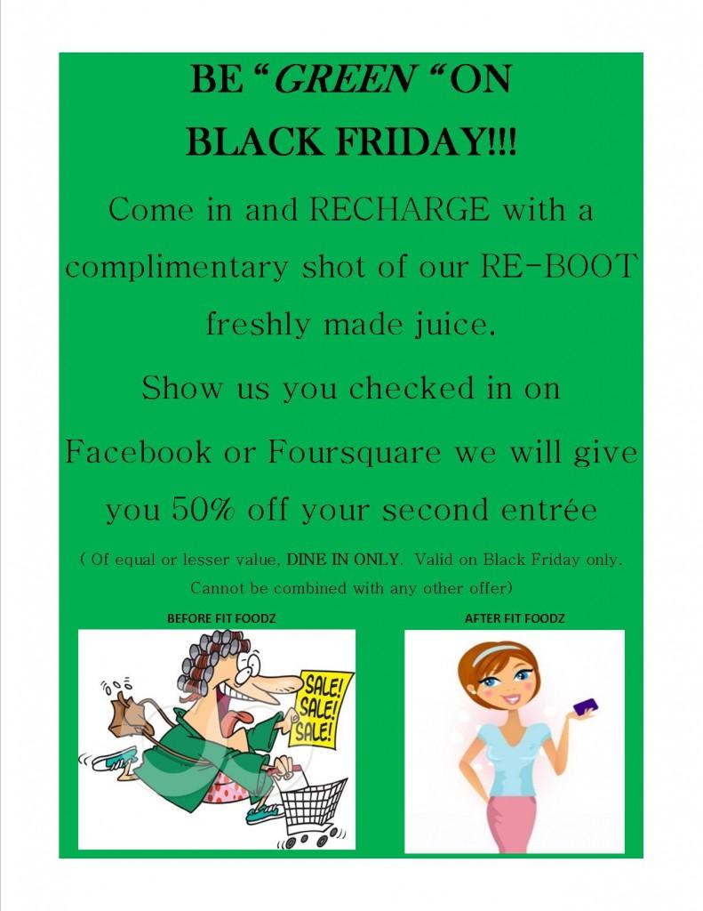 fit foodz black friday ad