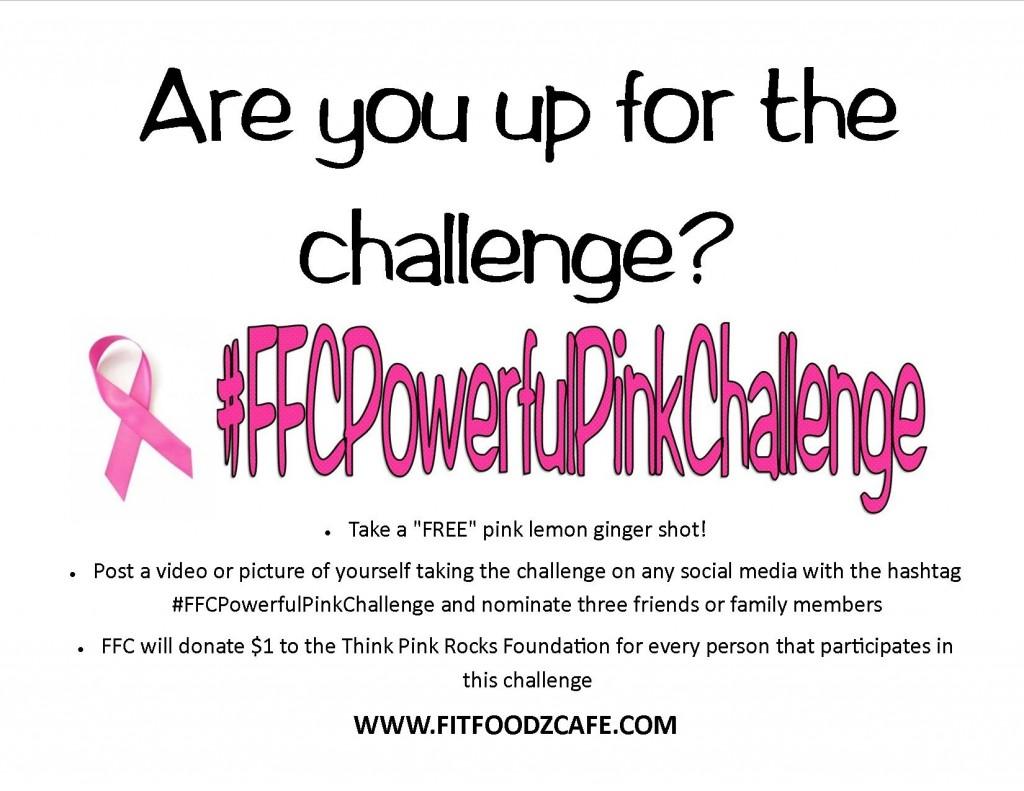 FB post for #FFCpowerfulpinkchallenge