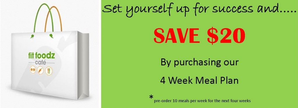 10 meal 4 week savings